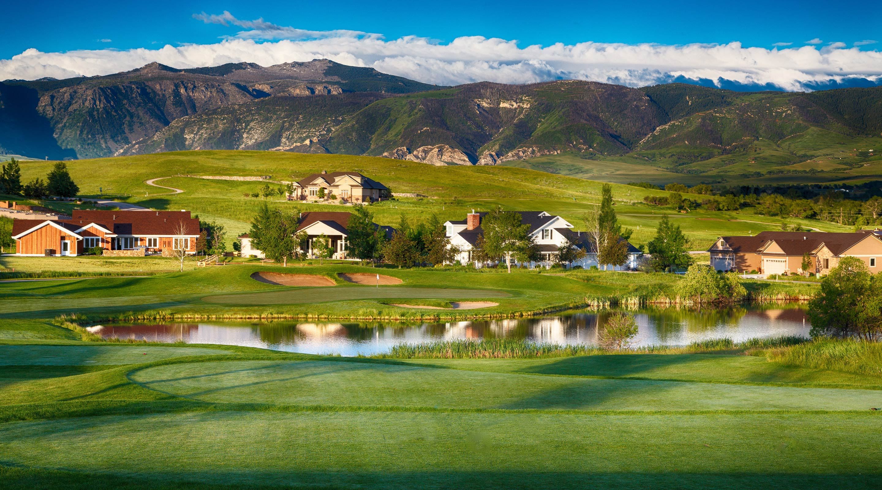 Golf Club Wyoming